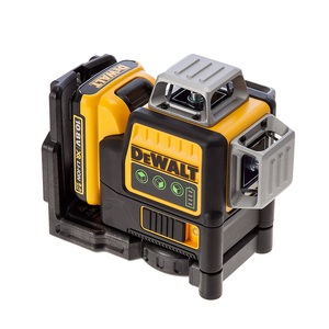 DEWALT križno-linijski laser 10,8V DCE089D1G