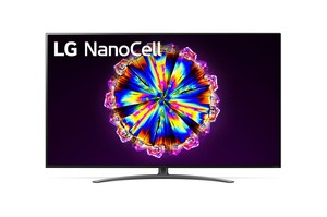LG LED televizor 55NANO913NA, 4K Nano Cell , LG α7 Gen 3 Processor 4K, webOS Smart TV, Magic remote, Crni