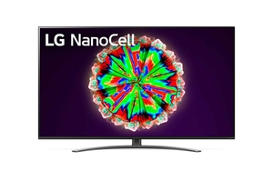 LG LED televizor 65NANO813NA, 4K Nano Cell , webOS Smart TV, Magic remote, Crni