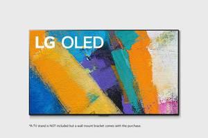 LG OLED televizor OLED55GX3LA, LG OLED 4K Display , LG α9 Gen 3 AI Processor 4K, webOS Smart TV, Gallery Design, Magic remote