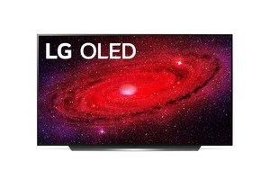 LG OLED televizor OLED55CX3LA, LG OLED 4K Display , LG α9 Gen 3 AI Processor 4K, webOS Smart TV, Alpine Slim Design, Magic remote