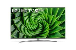 LG LED televizor 65UN81003LB, 4K Ultra HD, webOS Smart TV, Magic remote, Srebrni