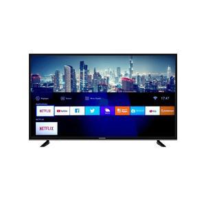 Grundig LED televizor 55GDU7500B, 4K UHD, Smart inter@ctive TV, Crni