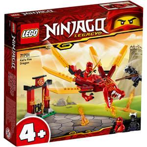 LEGO 71701  Kaijev vatreni zmaj