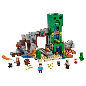 LEGO 21155 Rudnik Creepera