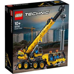 LEGO 42108  Pokretna dizalica