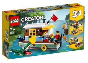 LEGO 31093 Riječni brod-kuća