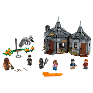 LEGO 75947 Hagridova koliba: Spašavanje Buckbeaka