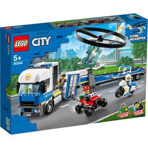 LEGO 60244  Prijevoz policijskog helikoptera
