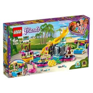 LEGO 41374 Andreina zabava na bazenu