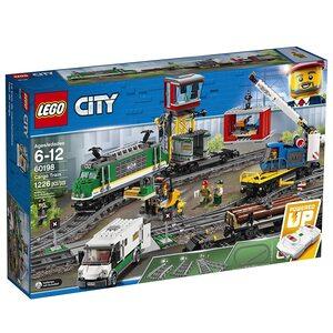 LEGO 60198 Teretni voz/vlak