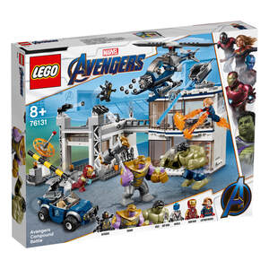 LEGO 76131  Avengers borba
