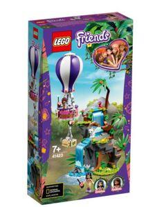 LEGO 41423 Spašavanje tigra balonom u džungli