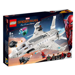LEGO 76130  Stark Jet i napad dronom