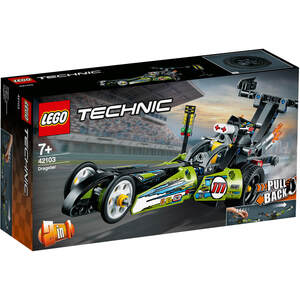LEGO 42103  Trkaći automobil