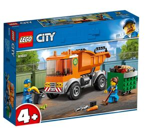 LEGO 60220 Smetljarski kamion