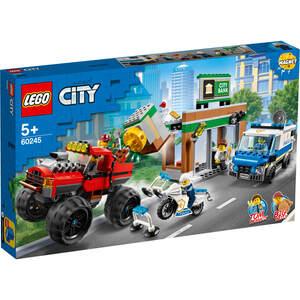 LEGO 60245  Policijska potjera za čudovišnim kamionom