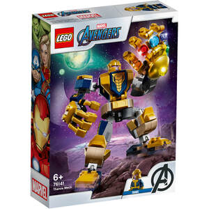 LEGO 76141  Mehanički Thanos