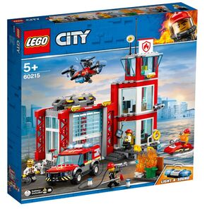 LEGO 60215 Vatrogasna stanica