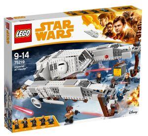 LEGO 75219 Imperijski AT-Hauler
