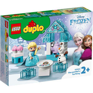 LEGO 10920  Elsina i Olafova čajanka
