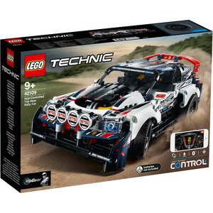 LEGO 42109  Auto za reli Top Gear s upravljanjem putem aplikacije
