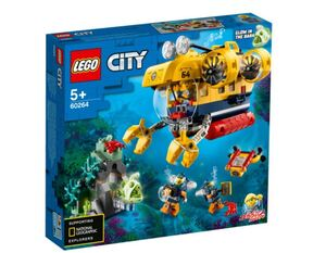LEGO 60264 Podmornica za istraživanje oceana