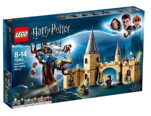 LEGO 75953 Napadačka vrba Hogwartsa