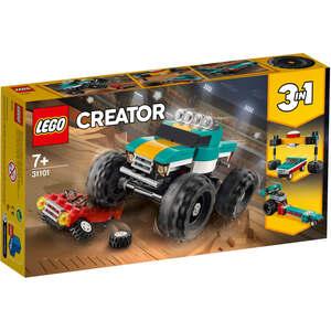 LEGO 31101  Creator Čudovišni kamion