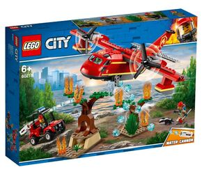 LEGO 60217 Vatrogasni avion