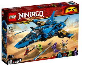 LEGO 70668 Jayev olujni borac