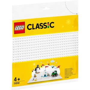 LEGO 11010  Bijela podloga