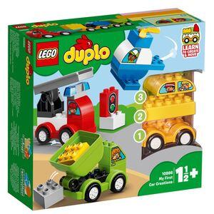 LEGO 10886 Moj prvi vozni park