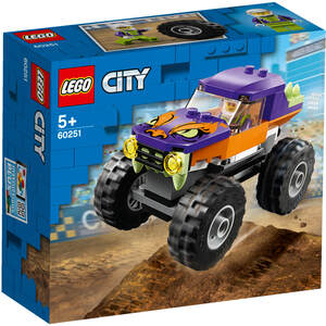 LEGO 60251  Čudovišni kamion