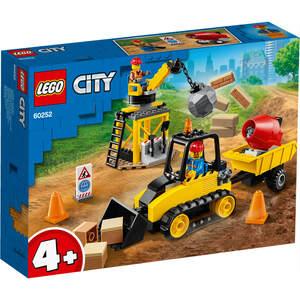 LEGO 60252  Građevinski buldožer