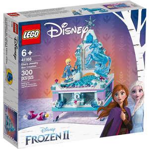 LEGO 41168 Elsina kutija za nakit