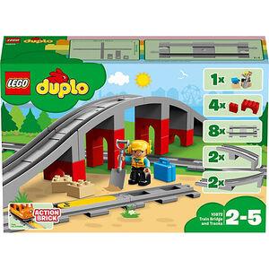 LEGO 10872 Željeznički most i šine
