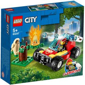 LEGO 60247  Šumski požar