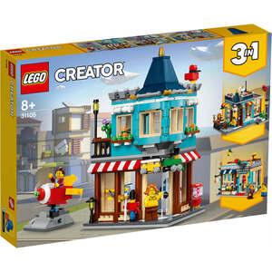 LEGO 31105  Prodavnica igračaka u gradu