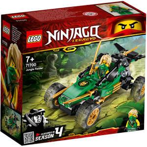 LEGO 71700  Vozilo za džunglu