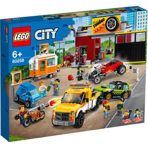 LEGO 60258  Automehaničarska radionica