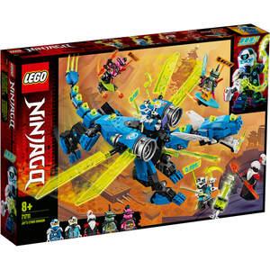 LEGO 71711  Jayev cyber zmaj