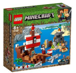 LEGO 21152 Pustolovina na gusarskom brodu