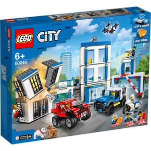 LEGO 60246  Policijska stanica