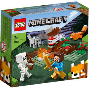 LEGO 21162  Pustolovina u Tajgi
