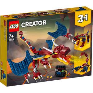 LEGO 31102  Vatreni zmaj