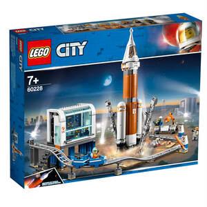 LEGO 60228 Raketa za svemir i kontrola lansiranja