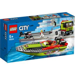 LEGO 60254  Kamion za prijevoz trkaćeg čamca