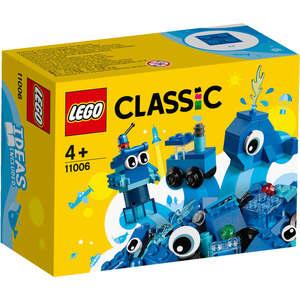 LEGO 11006  Kreativne plave kockice