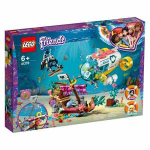 LEGO 41378 Misija spašavanja delfina